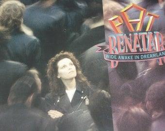 Pat Benatar record album, Wide Awake In Dreamland vintage vinyl record