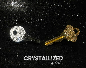 Have Your Keys CRYSTALLIZED with Swarovski Crystals - CRYSTALL!ZED by Bri