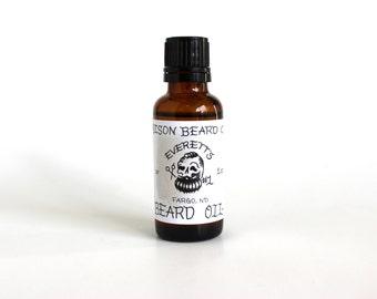 Everett's #1 - Bison Beard Company - Beard Oil made in Fargo ND