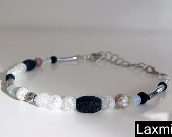 Healing Jewelry - Mixed Gemstone Necklace or Bracelet