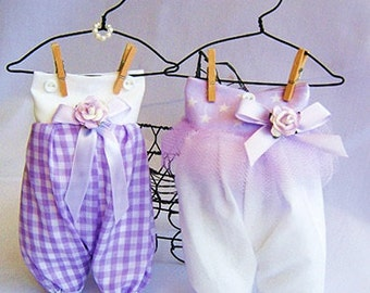 Baby Bloomers Sachets Favors