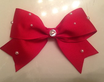 Pretty hair bow