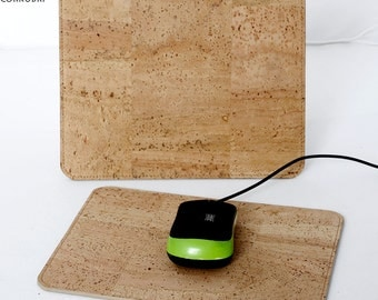 Mouse Pad Cork - Cork mousepad