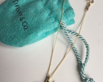 18 Karat Tiffany & Co. Starfish Necklace