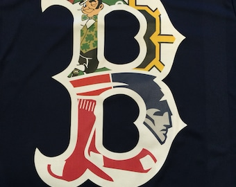 Boston B with New England Teams