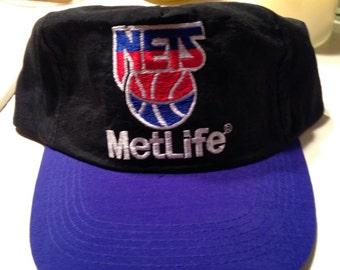 New jersey nets Vintage logo rare
