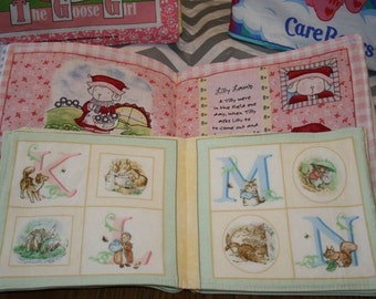 Cloth Children's Books