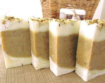 Wildcrafted Chamomile Illipe Butter Bar