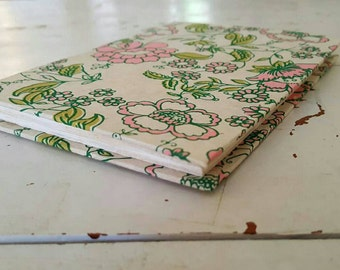Hand bound hardcover book