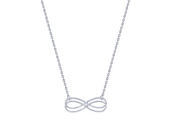 Necklace Infinity Duo