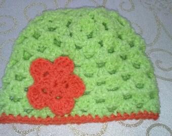 Spring Granny Hat
