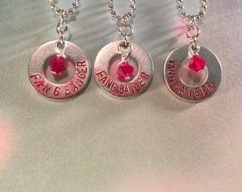Fangbanger Necklaces