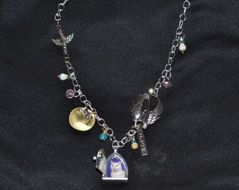 Paws to Remember - Unique one-of-a-kind jewelry to memoralize a lost animal.