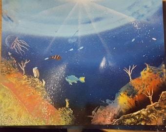 Coral Reef (14x11)