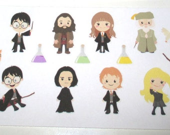I Solemnly Swear - Character Stickers