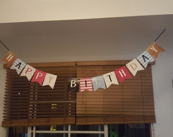 Kate Spade Happy Birthday Banner