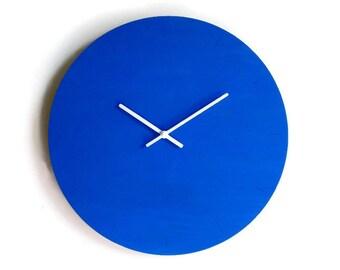Laser cut wood large wall clock,mimimalist wall clock,big wall clock,large clock,big clock,minimalist clock,large clock,large wood clock