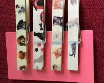 Dog & Cat Chip/Bag clips