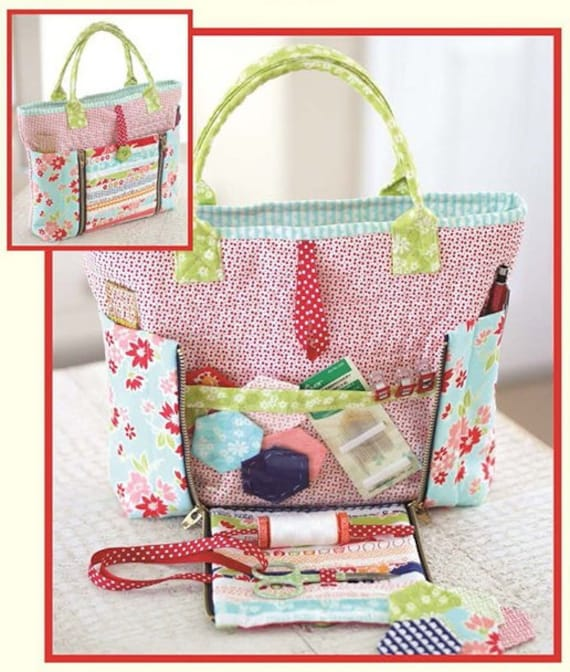 Tote Bag Kits To Sew