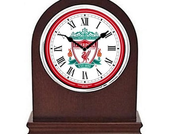 Liverpool FC Mantle clock  - great gift or presentation award