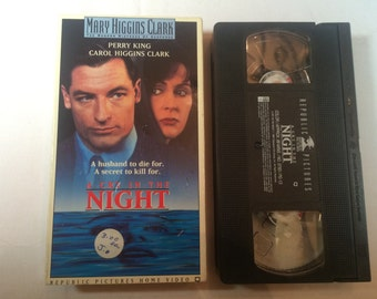 A Cry in the Night - Perry King Carol Higgins Clark VHS 1992 PG-13 99 MINS
