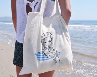 Tote Bag - Sailor
