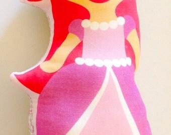 Princess Doudou liberty eloise rose