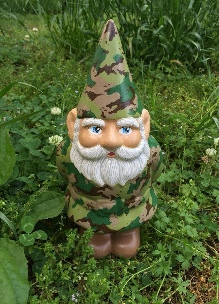 Gary The Combat Gnome