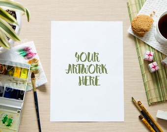 Creative Desktop / Stock Photography / Product Mockup / High Res File