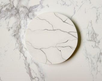 Marble Pattern Pocket Mirror -11