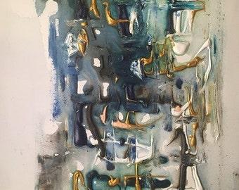 Emphyrio - Original Acrylic painting on canvas