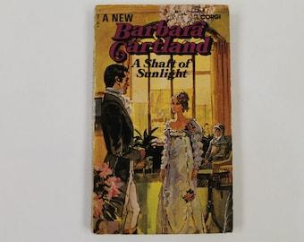 82's, A shaft of sunlight, Barbara Cartland