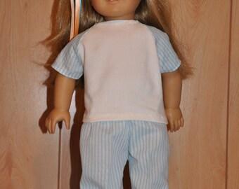 18-inch Doll Pajamas