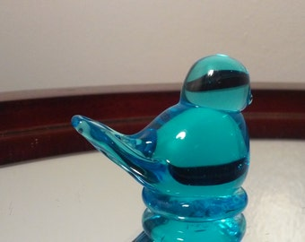Rare 1990 Signed Ron Ray Bluebird of Happiness. Beautiful condition. Ships PRIORITY in one day!