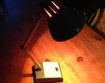 retro table light