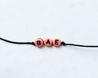 Bae Bracelet // Bae Armband