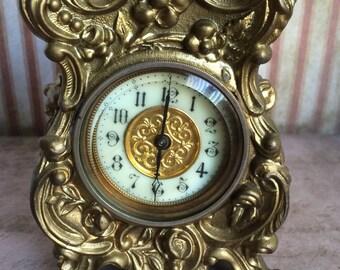 Antique clock, Estate Find