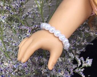 Pearl Bracelet for Doll's
