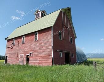 G. Grandpa's Barn