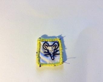 Rat Merit Badge