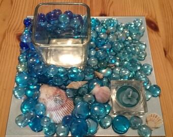 Seascape fish bowl
