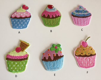 Fusing cup cake