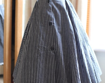 80s skirt 50s style size small