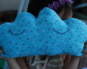 Cloud pillow / Cushion-shaped for children