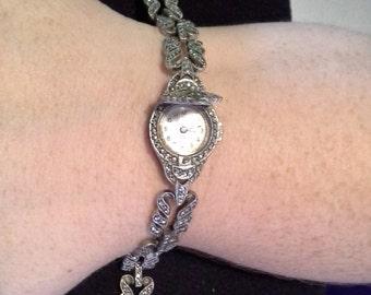 Bucherer 17 Jewels Vintage Ladies Watch