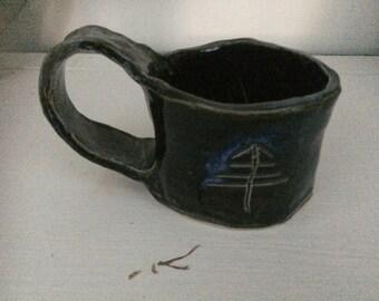 Pine Tree Mug