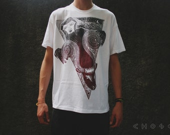 Unisex t-shirt Evocation of the bull
