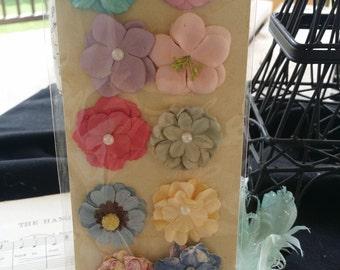 12 piece prima flower set