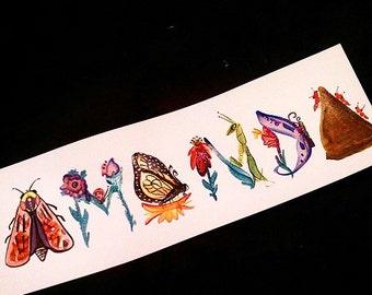 Entomology themed name