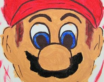 Super Mario PRINT